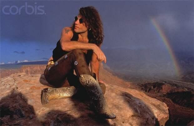 Песни 90-ых: Jon Bon Jovi - Blaze Of Glory