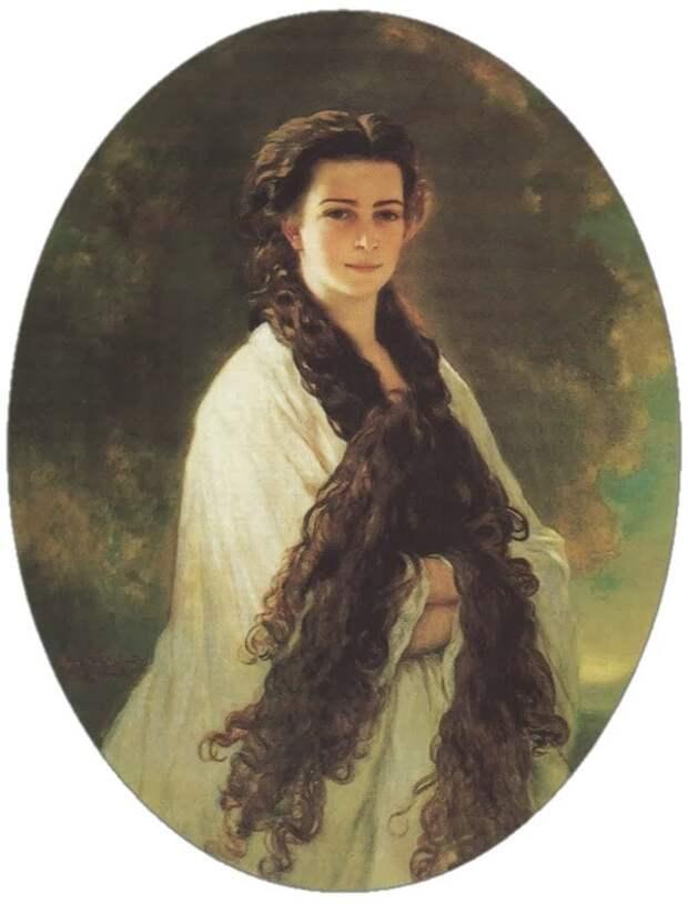 Rapunzels01 История красоты — известные «рапунцели» XIX века