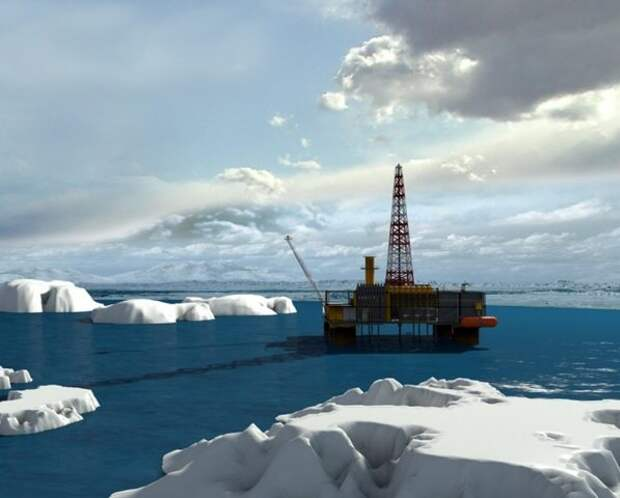 Арктика шельф нефтегаз