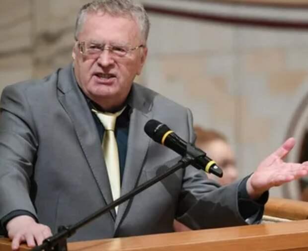 Жириновский предложил способ борьбы с одиночеством в поездах