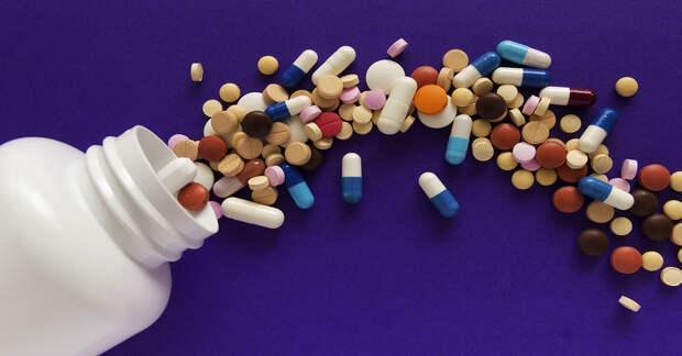 Лекарства, которые могут снижать память и внимание
