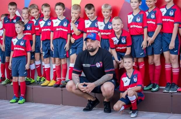 Рэпер Баста купил ростовский футбольный клуб СКА