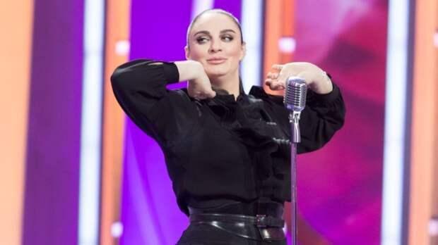 Ваенга безвозмездно выступила на концерте в честь Дня Победы в Екатеринбурге