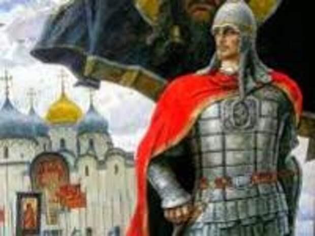 Александр Невский - святой палач Руси