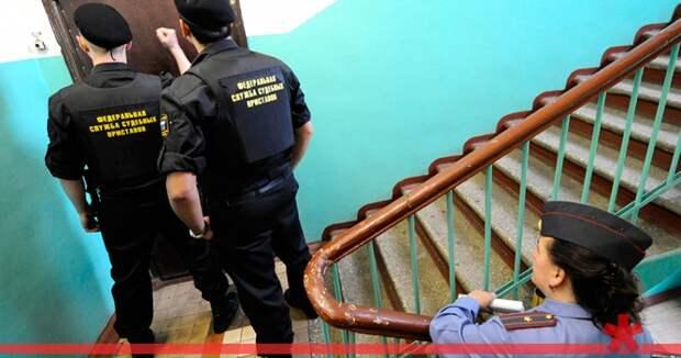 Судебные приставы пошли по домам севастопольских должников