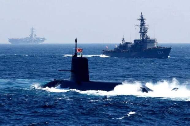 Тихоокеанский флот начал первый этап учений навостоке России