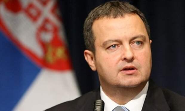 Власти Сербии заявили, что никогда не введут санкции против России