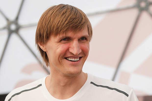 Глава РФБ Андрей Кириленко сыграл в благотворительном матче