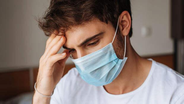 Ученые обнаружили последствие коронавируса, встречающееся только у мужчин