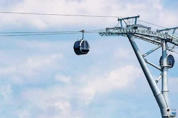 В Италии сорвалась с высоты заполненная людьми кабина фуникулера