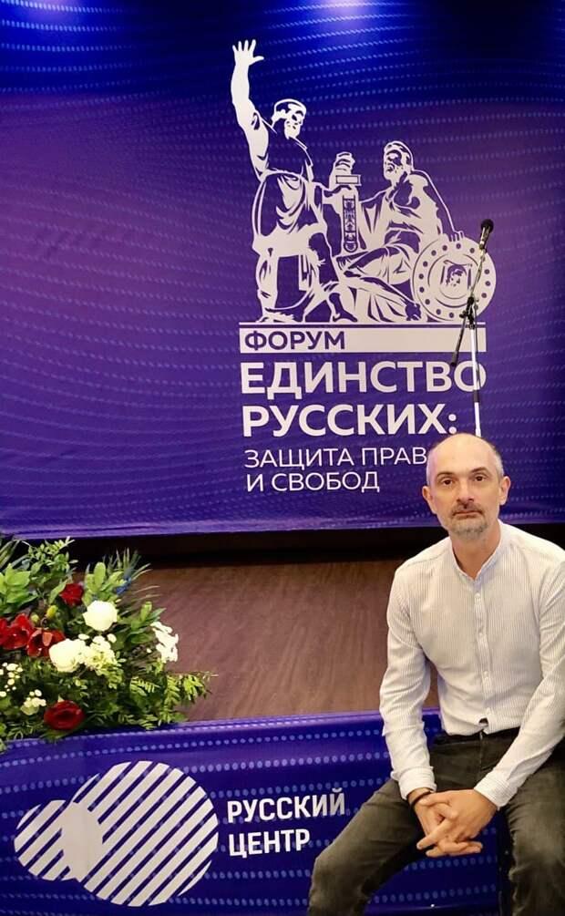 Петр Акопов: ДНР и ЛНР никогда не будут жить под властью тех, кто пытается построить «Украину – не Россию»