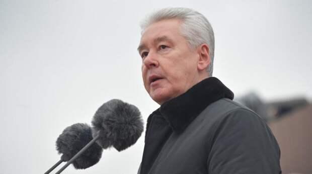 Собянин рассказал о реконструкции московских поликлиник