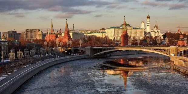 Сергунина: Известные артисты и телеведущие записали авторские подкасты о Москве. Фото: М. Денисов mos.ru