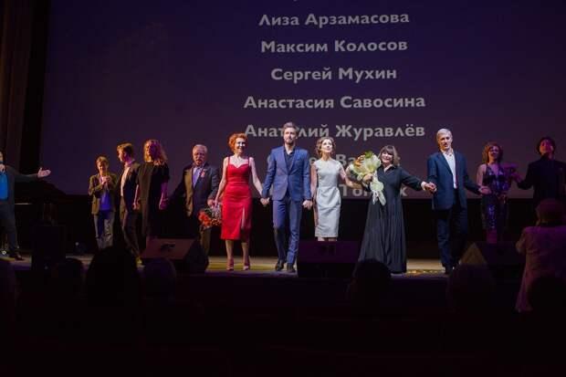 Муравьёва и Галибин споют советские песни о любви на «Киноревю»