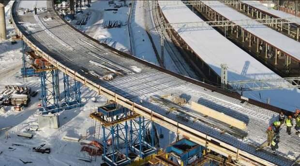 Строительство хордовых магистралей в Москве завершат в 2023 году