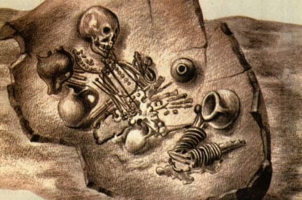 Зачем в древности детей хоронили в горшках?