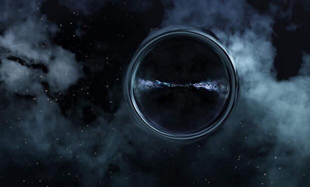 Черную дыру в центре нашей галактики заслонил неизвестный науке объект