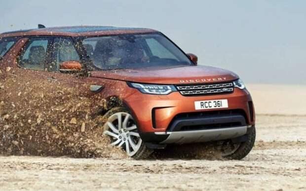 Видео нового поколения Land Rover Discovery  покорило пользователей Сети