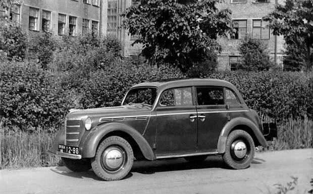 Фото №8 - 17 советских автомобилей, среди которых ни одного советского