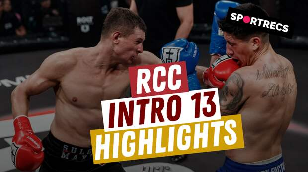 RCC Intro 13. Highlights