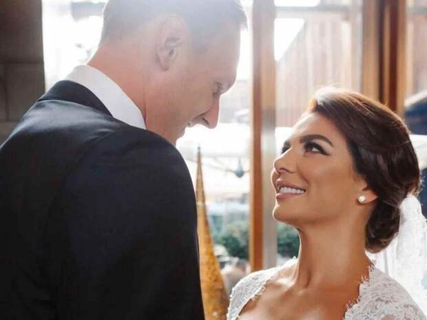 Анна Седокова вышла замуж за баскетболиста Яниса Тимму
