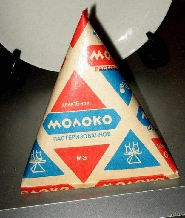 Шведская хитрость и молоко в «треугольниках»