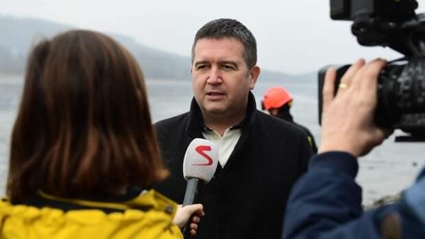Ян Гамачек намерен наказать журналистов за статью о его планах приехать в Россию