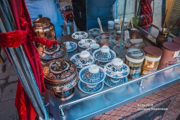 Уличная еда в Турции. Есть или не есть? Что думаете?