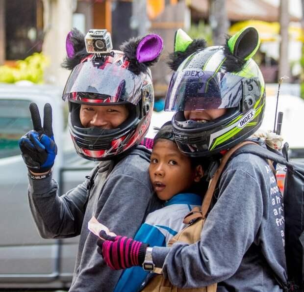 Только в Азии:  13 вещей, которые вы можете увидеть в этих странах