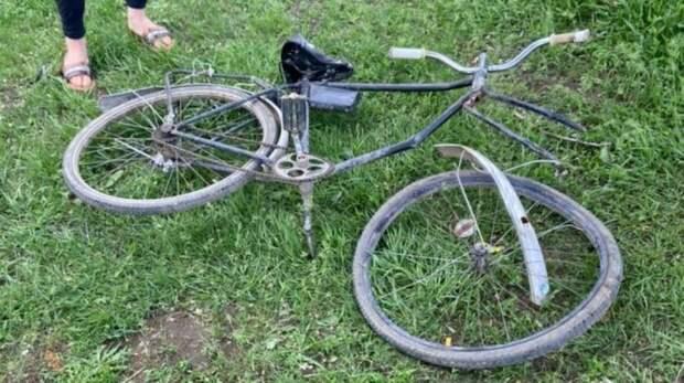 Двое подростков пострадали при столкновении мотоцикла и велосипеда под Ростовом