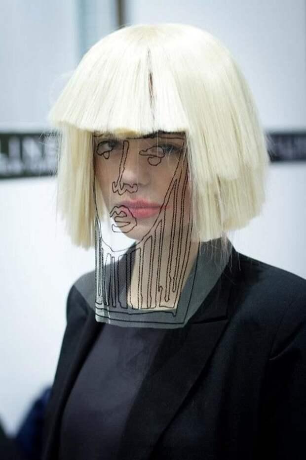 Прозрачные маски