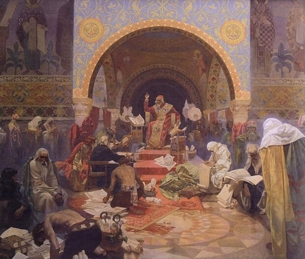 Насколько похожи русский и старославянский языки?