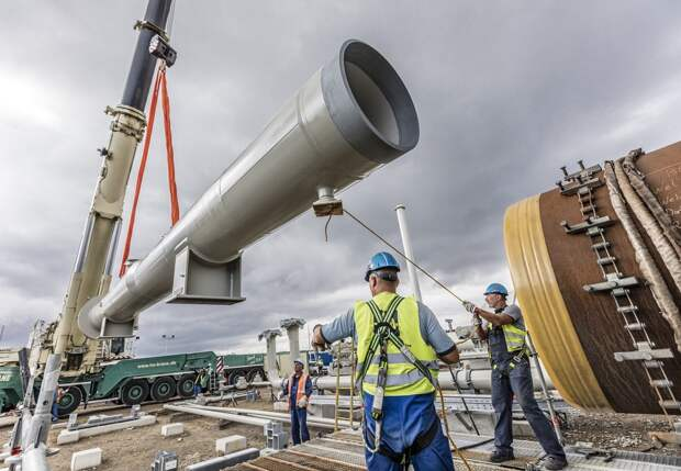Строить газопровод из Норвегии в Польшу запретила Дания