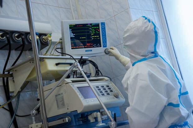 В Краснодарском крае за сутки подтвердилось 80 случаев заболевания COVID-19