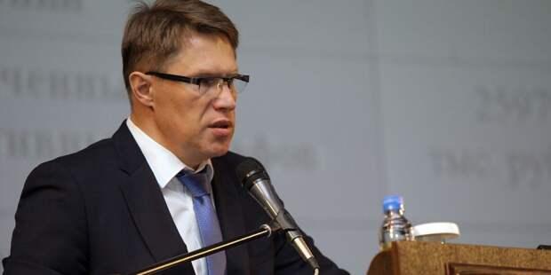 Мурашко оценил ситуацию с COVID-19 в России