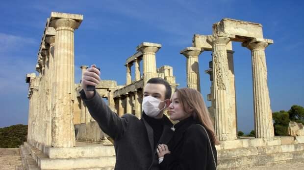 Греция открыла границы для россиян