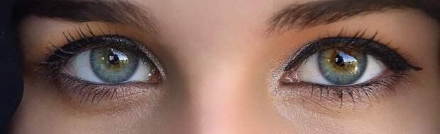 Интересные факты о глазах.