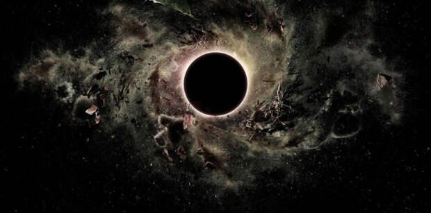 В космосе нашли черную дыру, которая стирает прошлое и позволяет прожить множество жизней