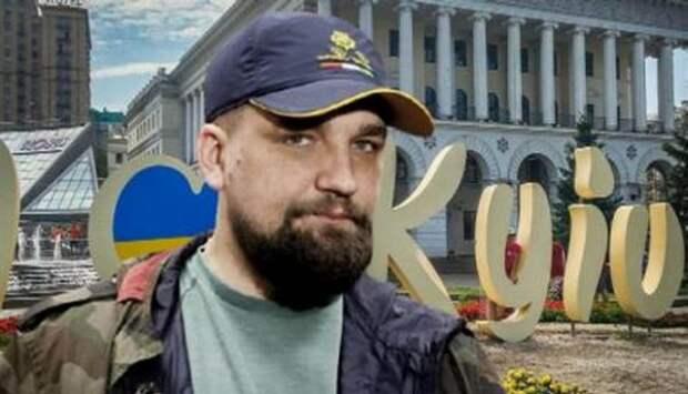 «Крым— наш ибаста!»: украинские нацики пытались наехать наВакуленко вКиеве