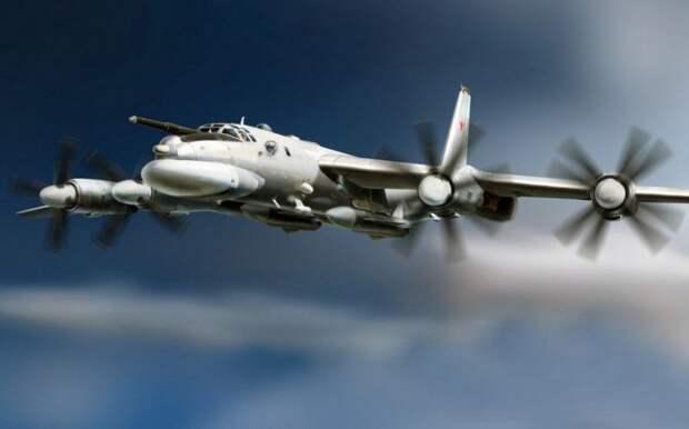 """""""Мы просто посмотрим"""". Зачем бомбардировщики РФ в небе над Аляской?"""
