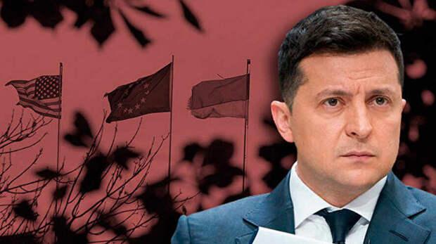 Измена делу украинской демократии подкралась откуда не ждали – с Запада