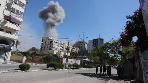 Израиль доказал США необходимость удара по зданию с офисами СМИ в Газе