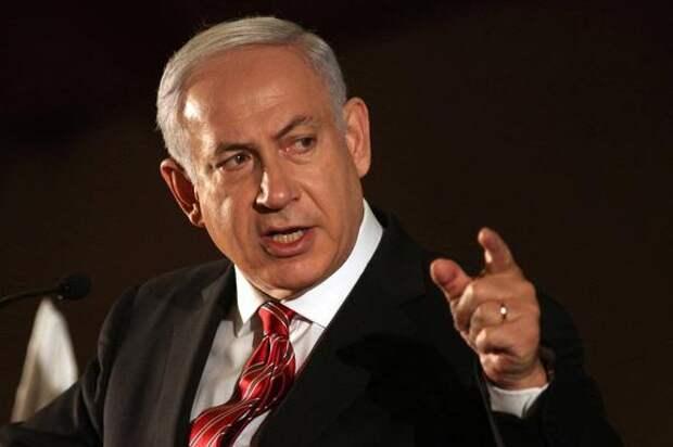 Нетаньяху заявил, что Израиль нанес удары по сети тоннелей и подземных структур