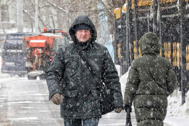 Четверть месячной нормы осадков выпала в Москве за сутки