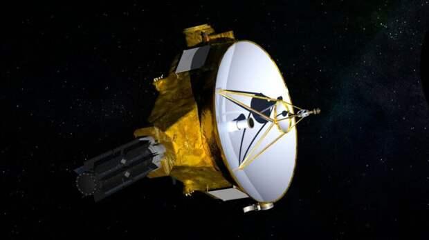 Зонд New Horizons вышел на границу Солнечной системы