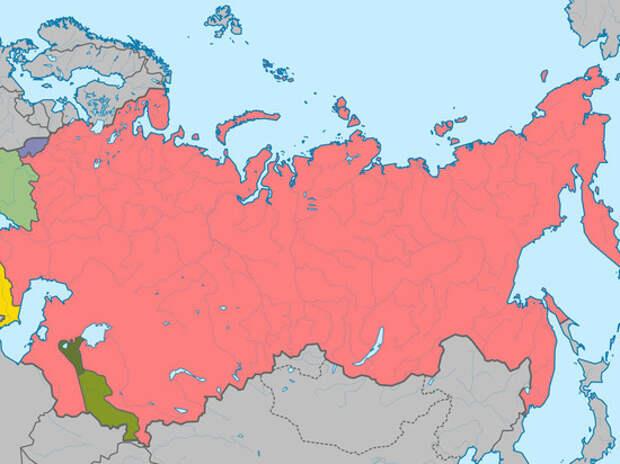 Житель Барнаула получил письмо из управления президента, в котором сказано, что СССР никто не отменял