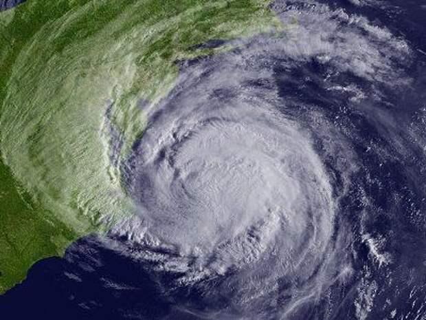 К побережью Мексиканского залива США приближается ураган Салли