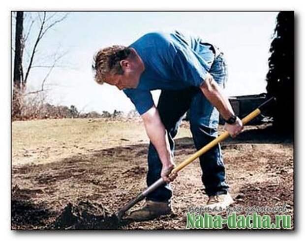 Инструмент для срезания сорняков