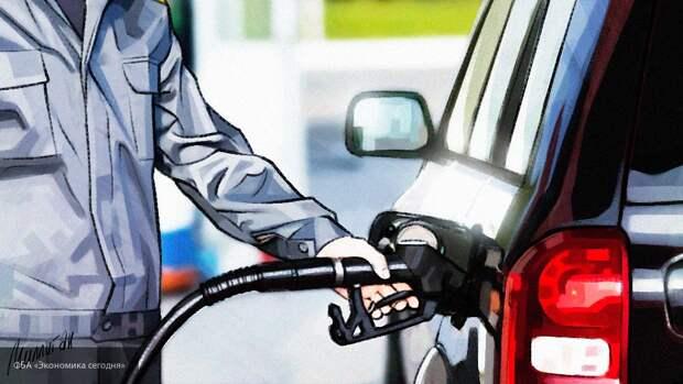 Украинские АЗС приостановили продажу премиального топлива