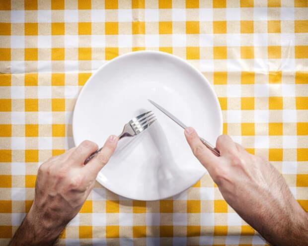 Сухое (Абсолютное) лечебное голодание